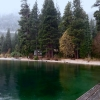 Lake Tahoe: In two places at the same time