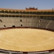 The famous bullring of Madrid