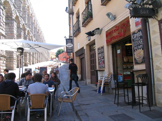 Italian Restaurants Segovia
