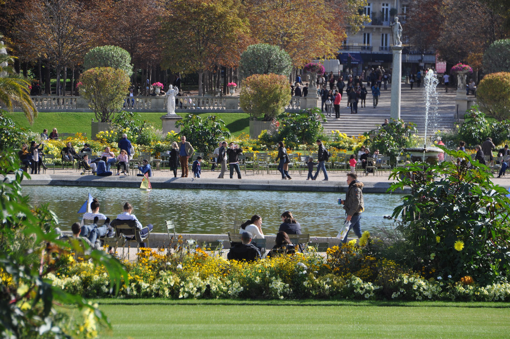 Le Jardin Du Luxembourg Parc Activities In Paris France
